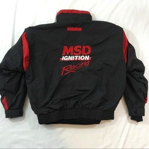 Mens Extra Large MSD Racing Ignition 2 in 1 Jacket